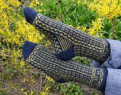 Ravelry: Liseron pattern by Yvette Noel