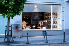 House of Naive Concept Store by G.Natkevicius and Partners, Vilnius – Lithuania » Retail Design Blog