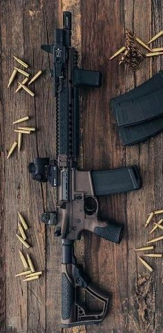 Build Your Sick Custom Assault Rifle Firearm With This Web Interactive Firearm Gun Builder with ALL the Industry Parts - See it yourself before you buy any parts This Took My Money Airsoft, Assault Weapon, Assault Rifle, Weapons Guns, Guns And Ammo, Ar Rifle, Ar 15 Builds, Ar Build, Custom Guns