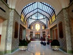 Where we went:  2013 in pictures - Four Seasons Gresham Palace #Budapest http://www.moretimetotravel.com/went-review-2013-pictures/