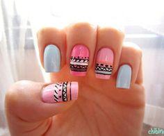 :) nail art