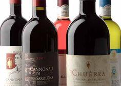 Varieties of Cannonau Wine