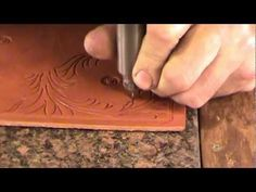 The Power Mallet - Knife Cut (Leather Tooling)