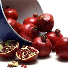 Pomegranates are the Armenian symbol of life and tradition telling us that each mature pomegranate has 365 seeds, one for each day of the year. (Who is the Armenian counting those seeds, anyway?)