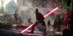 Visceral Games' Star Wars Title To Be Redesigned Following Studio Closure    If you were looking forward to playing Visceral Games' upcoming Star Wars game, we regret to inform you that that day will never come. Electronic Arts has announced that, along with closing the studio   https://www.cinemablend.com/games/1715189/visceral-games-star-wars-title-to-be-redesigned-following-studio-closure