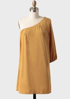 Spanish Coast One-shoulder Dress Modern Vintage Dress, Vintage Dresses, One Shoulder, Cold Shoulder Dress, Lovely Dresses, Sewing Clothes, Bridesmaid Dresses, Spanish, Coast