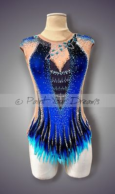 RG custom leotard number 376