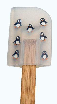 Silicone Penguin Spatula