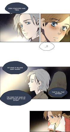 Lessa 31, Lessa manga, Read Lessa 31 chapter, Lessa 31 Page 13