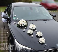 svatební výzdoba auta - Hledat Googlem