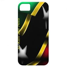 St. Kitts and Nevis Iphone 5 Case-Mate Case