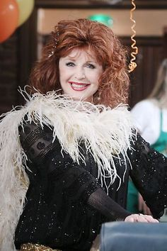 Suzanne Rogers 40 years on Days