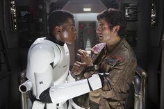 Movie Star Wars Episode VII: The Force Awakens  Star Wars Oscar Isaac Poe Dameron John Boyega Finn Wallpaper