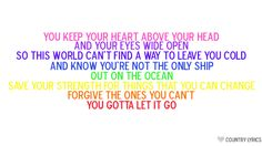 zac brown band sings straight to my heart