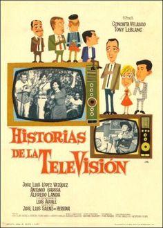 Historias de la televisión (1965) España. Dir: Jose Luis Sáenz de Heredia. Comedia - DVD CINE 234