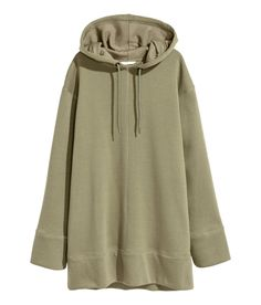 Oversized Hooded Top | Warm in H&M