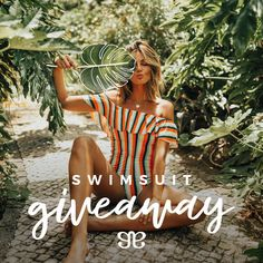 Happy Summer! I just entered @albionfit's Swimsuit Giveaway!! You should too!