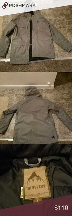 Burton Covert snowboard jacket New quality, nothing wrong with it Burton Jackets & Coats Ski & Snowboard