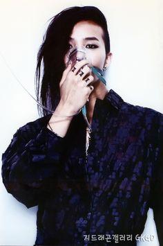 G-Dragon (Kwon Ji Yong )