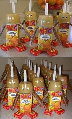 Juice Box Robots.