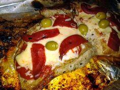 Matambrito a la Pizza muy fácil paso a paso, listo en 45 minutos #fotoreceta en #elrincondelaurag #matambrito #carne