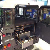 Smart - Like it ! KAUA'I Camper - Ausbau Land Rover Defender