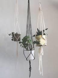 macrame plant hanger diy - Google Search