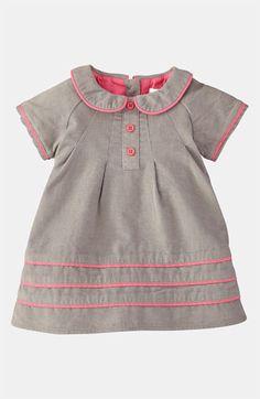 Mini Boden 'Pretty' Cord Dress (Infant) | Nordstrom