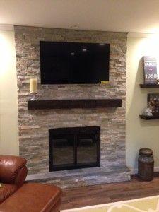 Fireplace Facade Ideas : facade fireplace stone fireplace more kasies fireplace wall fireplace ...
