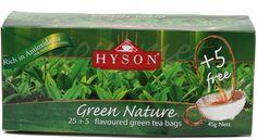 Název Produktu: Zelený čaj  Kód produktu: CZGT021 Hmotnost: 45g (30 sáčků x 1,5g) Ingredience: Zelený čaj. Popis produktu: 1.5g čaje zabaleného do dvojitě přehnutého baleného filtru v jednotlivých obálkách.30 obálek čaje v jedné krabičce. 45,90 Kč