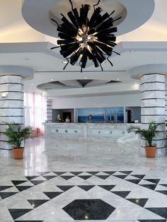 Reception Area @ Rodos Princess Beach Hotel