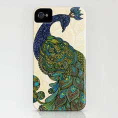 This site has all sorts of beautiful prints which you can order as iphone cases or skins for your laptop/ipad/ipod - including this one that I just ordered