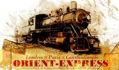Avrupa şehirlerini İstanbul'a bağlayan Orient Express  ( Şark Ekspresi ) , 1883 yılında Paris-İstanbul  arasında ilk seferini gerçekl...