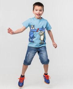 Camiseta niño Lupus y Lupi - Camisetas - Niño - Niñ@ & bebé