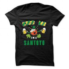 Cool St Patrick - Kiss me - SANTOYO T shirts