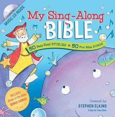 50 Easy-Read Stories & 50 Fun Bible Songs