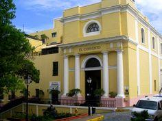 El Convento, Old San Juan, Puerto Rico