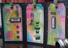 The Little Shabby Shed: Distress Paints love