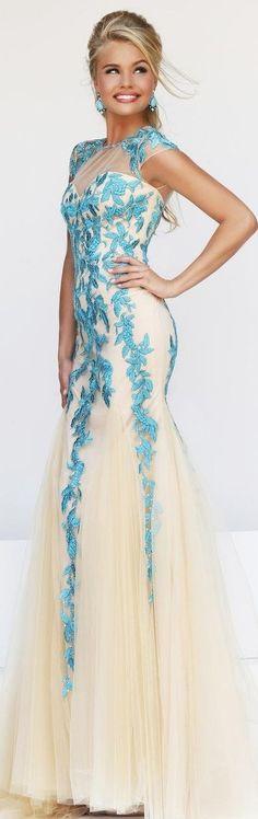 Beautiful colors  Sherri Hill 2014        jaglady