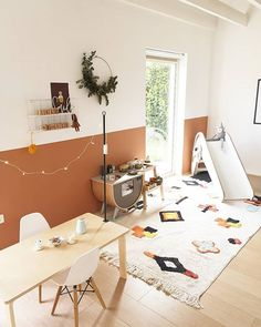 Winter decoration ideas at home wintery motive serving board - ENGILISH MODELB
