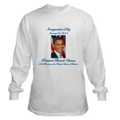 Inauguration Day January 21, 2013 T-shirts and Gifts, a design in celebration of our 44th President of the United States, President Barack Obama on T-shirts, Sweatshirts, Mugs and more. Great Gifts.