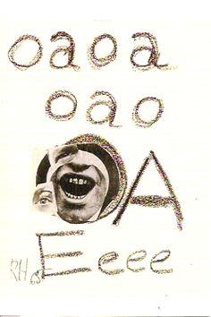 Raoul Hausmann Oaoa 1965 (65x50cm)coll.musée dépt.Rochechouart
