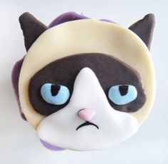 Grumpy Cat Isaaaa...ya sabes jajajajaja