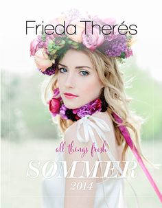 Frieda Therés Sommermagazin mit meinem Rezepten :)