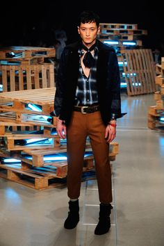 DISCOVERED Fall Winter 2015 Otoño Invierno #Trends #Tendencias #Menswear #Moda Hombre   F.Y!