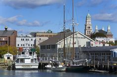For a taste of authentic New England, here are the best things to do in Gloucester—America's oldest seaport on the Massachusetts north shore. Maine New England, New England States, New England Fall, New England Travel, Rockport Massachusetts, Gloucester Massachusetts, Peabody Massachusetts, Gloucester House, Boston Vacation