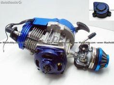 Motor Completo Potenciado 5.9 Cv para Minimoto