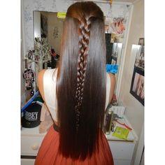 cabelo grande de costa tumblr - Pesquisa Google
