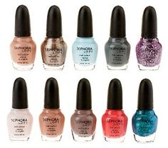 Sephora by OPI Nailed It Top Ten Minis Nail ColorCollection - QVC.com