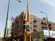 Northalstead, aka Boystown, in Chicago.